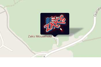 Zaks Mousehold Diner Location