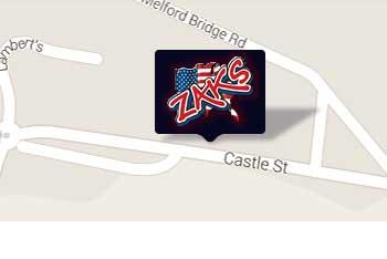 Zaks Thetford Diner Location