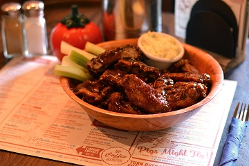 Zaks American Diners Pigs Might Fly